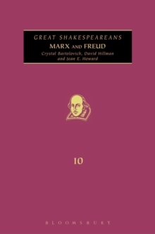 Marx and Freud : Great Shakespeareans, Hardback Book