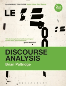 Discourse Analysis : An Introduction, Paperback Book