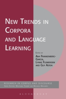 New Trends in Corpora and Language Learning, Paperback Book