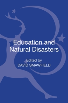 Education and Natural Disasters, Hardback Book