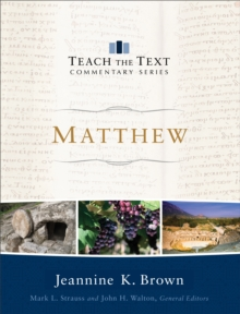 Matthew (Teach the Text Commentary Series), EPUB eBook