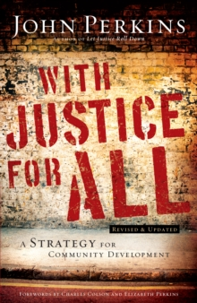 With Justice for All : A Strategy for Community Development, EPUB eBook