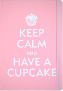 Sm Journal Keep Calm & Have a Cupcake, Diary Book