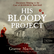 His Bloody Project, eAudiobook MP3 eaudioBook
