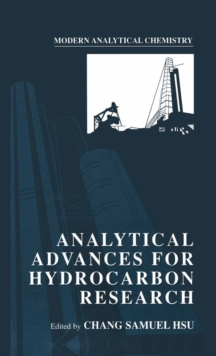 Analytical Advances for Hydrocarbon Research, PDF eBook