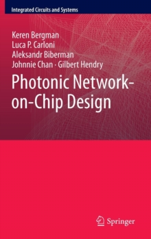 Photonic Network-on-Chip Design, Hardback Book
