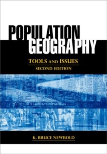 Population Geography : Tools and Issues, Hardback Book