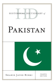 Historical Dictionary of Pakistan, EPUB eBook