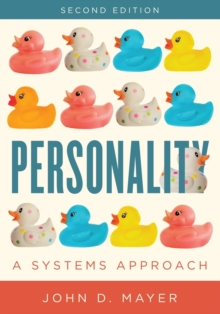 Personality : A Systems Approach, Paperback / softback Book