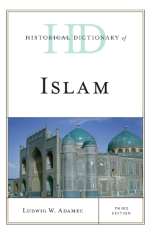Historical Dictionary of Islam, Hardback Book