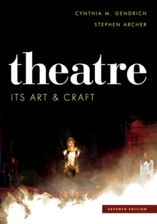 Theatre : Its Art and Craft, Paperback / softback Book