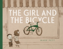 The Girl and the Bicycle, Hardback Book