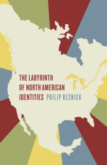 The Labyrinth of North American Identities, Paperback Book