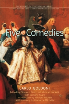 Five Comedies, Hardback Book