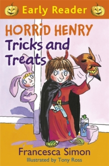 Horrid Henry Tricks and Treats, Paperback Book