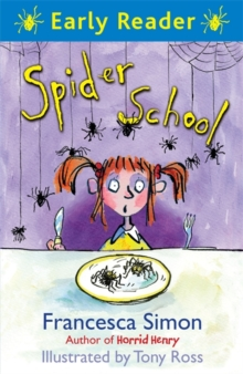 Spider School, Paperback Book