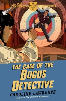 The Case of the Bogus Detective, Hardback Book