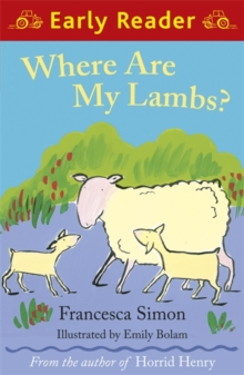 Early Reader: Where are my Lambs?, Paperback Book
