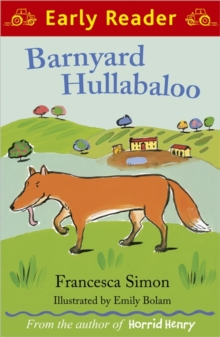 Early Reader: Barnyard Hullabaloo, Paperback / softback Book