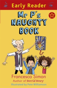 Mr P's Naughty Book, Paperback Book