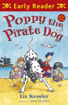 Early Reader: Poppy the Pirate Dog, Paperback Book