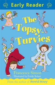 Early Reader: The Topsy-Turvies, Paperback Book