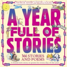 A Year Full of Stories, Hardback Book