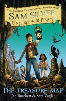 Sam Silver: Undercover Pirate: The Treasure Map : Book 8, Paperback Book