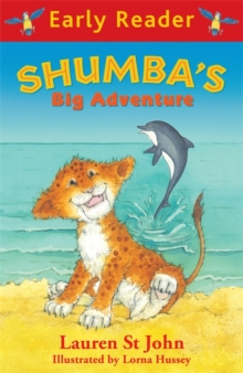 Early Reader: Shumba's Big Adventure, Paperback Book