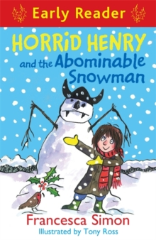 Horrid Henry and the Abominable Snowman, Paperback Book