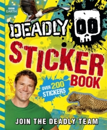 Deadly Sticker Book, Paperback Book