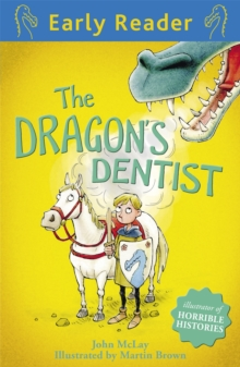 Early Reader: The Dragon's Dentist, Paperback Book