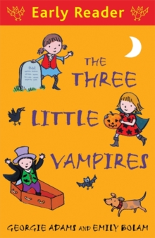 The Three Little Vampires, Paperback Book