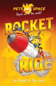 Rocket Ride : Book 4, Paperback Book