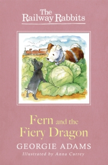 Railway Rabbits: Fern and the Fiery Dragon : Book 7, Paperback Book