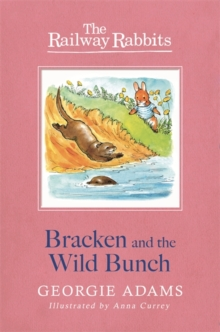 Railway Rabbits: Bracken and the Wild Bunch : Book 11, Paperback Book