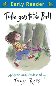 Early Reader: Tulsa Goes to the Ball, Paperback / softback Book