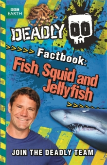 Fish, Squid and Jellyfish, Paperback Book