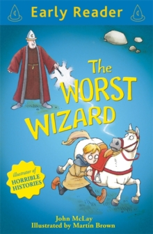 Early Reader: The Worst Wizard, Paperback Book