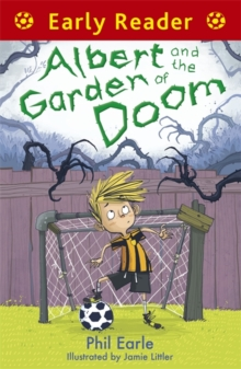 Early Reader: Albert and the Garden of Doom, Paperback Book