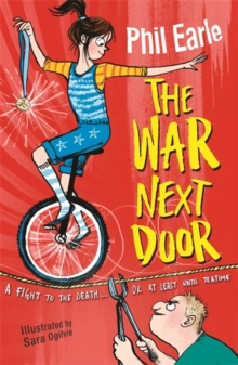 A Storey Street novel: The War Next Door, Paperback Book