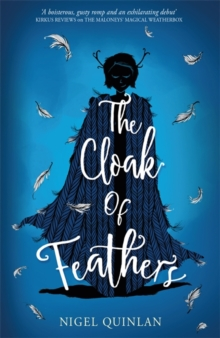 The Cloak of Feathers, Paperback Book