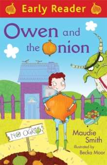 Early Reader: Owen and the Onion, Paperback Book