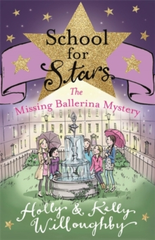 The Missing Ballerina Mystery, Paperback Book
