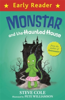 Early Reader: Monstar and the Haunted House, Paperback / softback Book