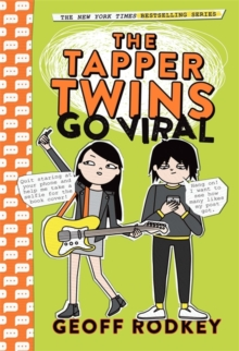 The Tapper Twins Go Viral : Book 4, Paperback Book