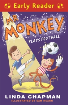 Mr Monkey Plays Football, Paperback Book