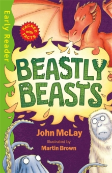 Early Reader Non Fiction: Beastly Beasts, Paperback Book