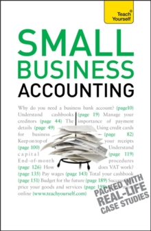 Small Business Accounting: Teach Yourself, Paperback Book