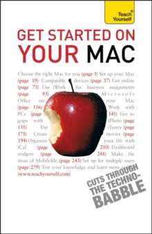 Get Started on your Mac, Paperback Book